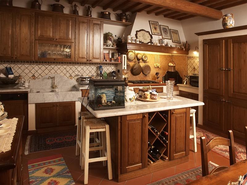 Molto CUCINA RUSTICA | Nuova Fcm – Cucine Artigianali RI54