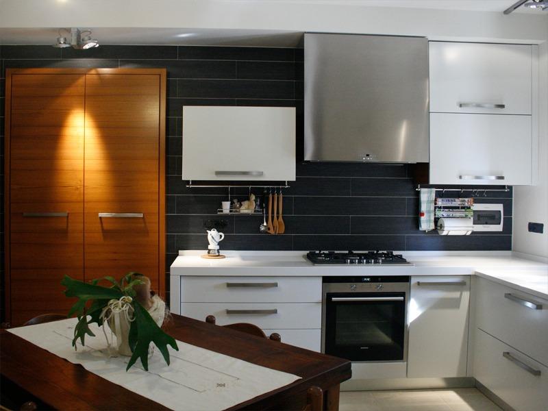 Cucine moderne nuovafcm 10 - Cucine senza elettrodomestici ...