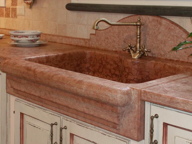 Lavelli Cucina In Granito.Blocchi Lavelli Nuova Fcm Cucine Artigianali